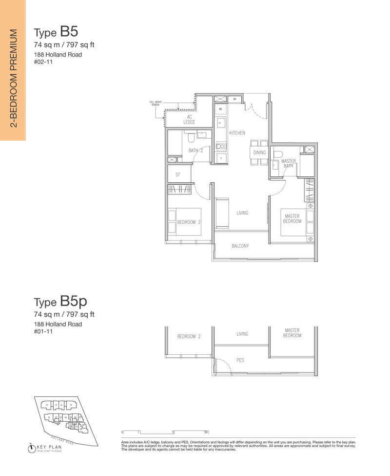 van-holland-floor-plan-2-bedroom-premium-type-b5