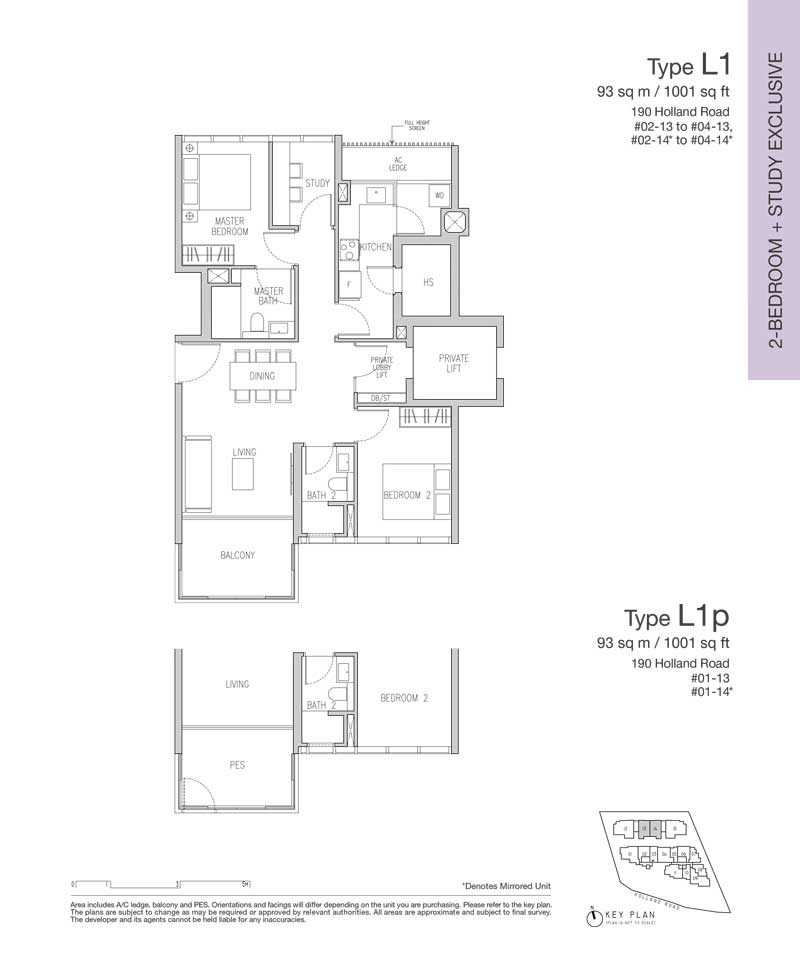 van-holland-floor-plan-2-bedroom-study-exclusive-type-l1